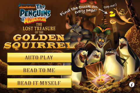 Golden 다람쥐 Game!