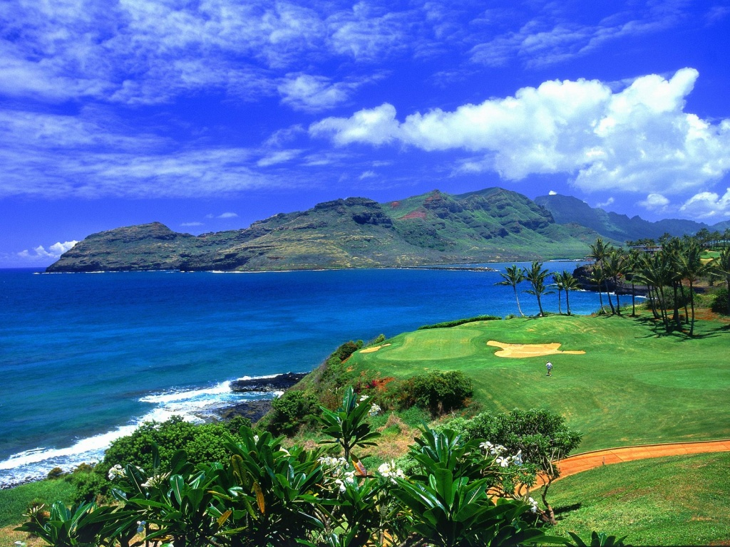 Hawaii golf hawaii