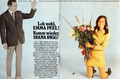Goodbye Mrs Peel..Hello Diana Rigg (artical) - diana-rigg photo