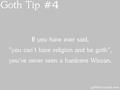 Goth Tip #4 - gothic fan art