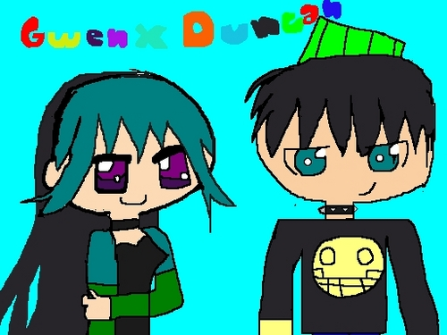 Gwen and duncan X3