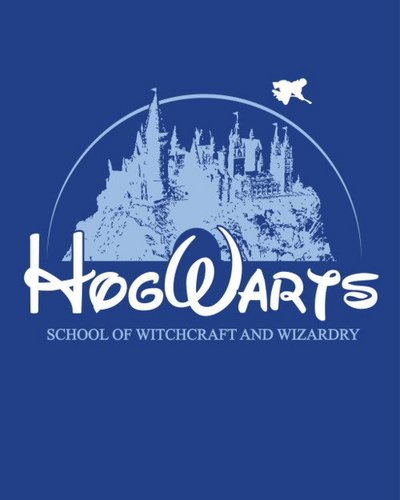 Hogwarts as the disney castillo opening :))