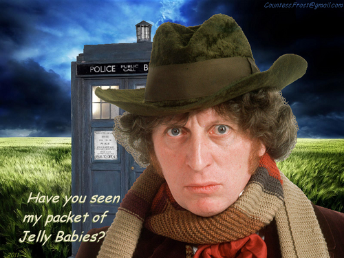 Have you seen - doctor-who Wallpaper