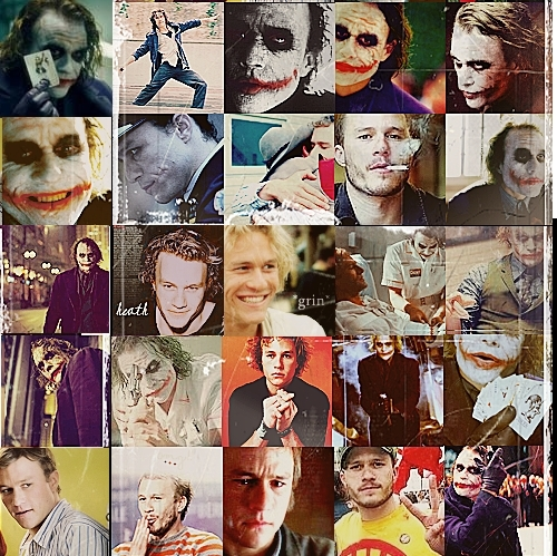 Heath, The Best Joker