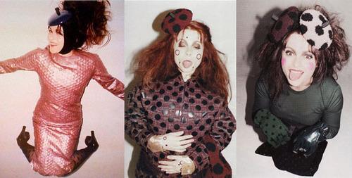 Helena Bonham Carter MArc Jacobs Ad Campaign