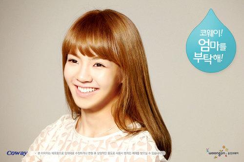 Hyoyeon - Woongjin Coway