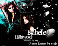 Isabelle Lightwood Wallpaper
