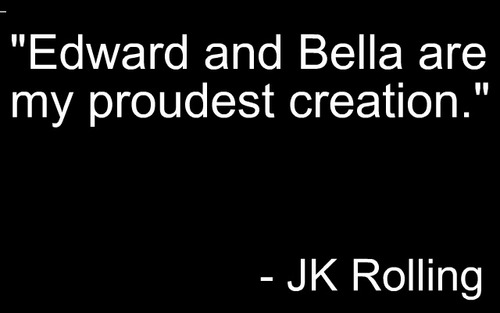 JKR's proudest creations