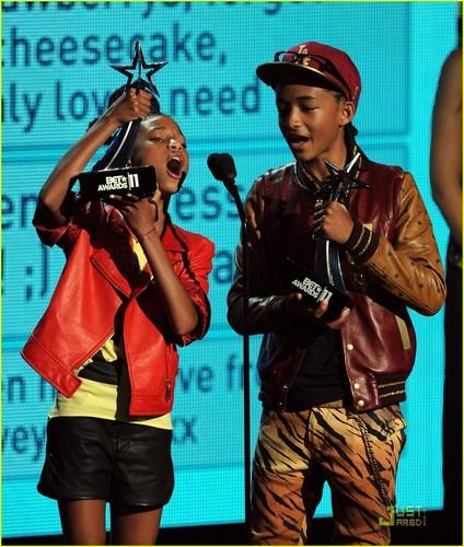 Jaden & Willow Smith: YoungStar Award Winners
