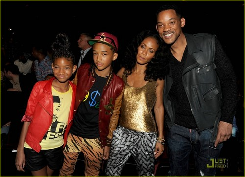 Jaden & Willow Smith: YoungStar Award Winners