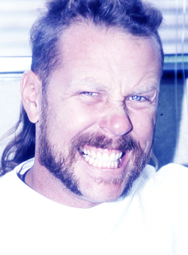 James Hetfield fond d'écran entitled James Hetfield