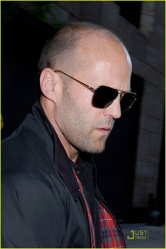 Jason Statham: Manhattan Check Out!