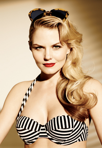 Jennifer Morrison Photoshoot for Vanity Fair