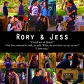 Jess and Rory ♥  - rory-and-jess fan art