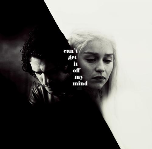 Jon & Daenerys wallpaper possibly with a portrait titled Jon & Daenerys