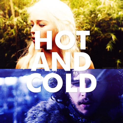 Jon & Daenerys wallpaper with a portrait titled Jon & Daenerys