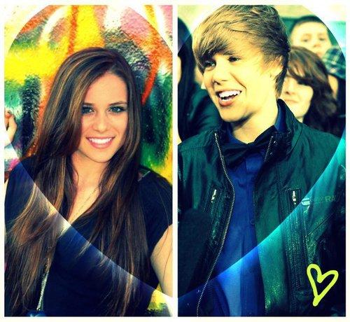 Justin Bieber and 老友记