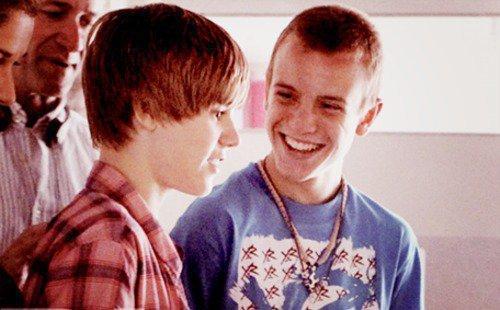 Justin Bieber and friends