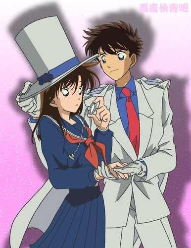Kaito Kid&Aoko