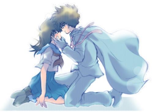 Kaito Kid & Aoko