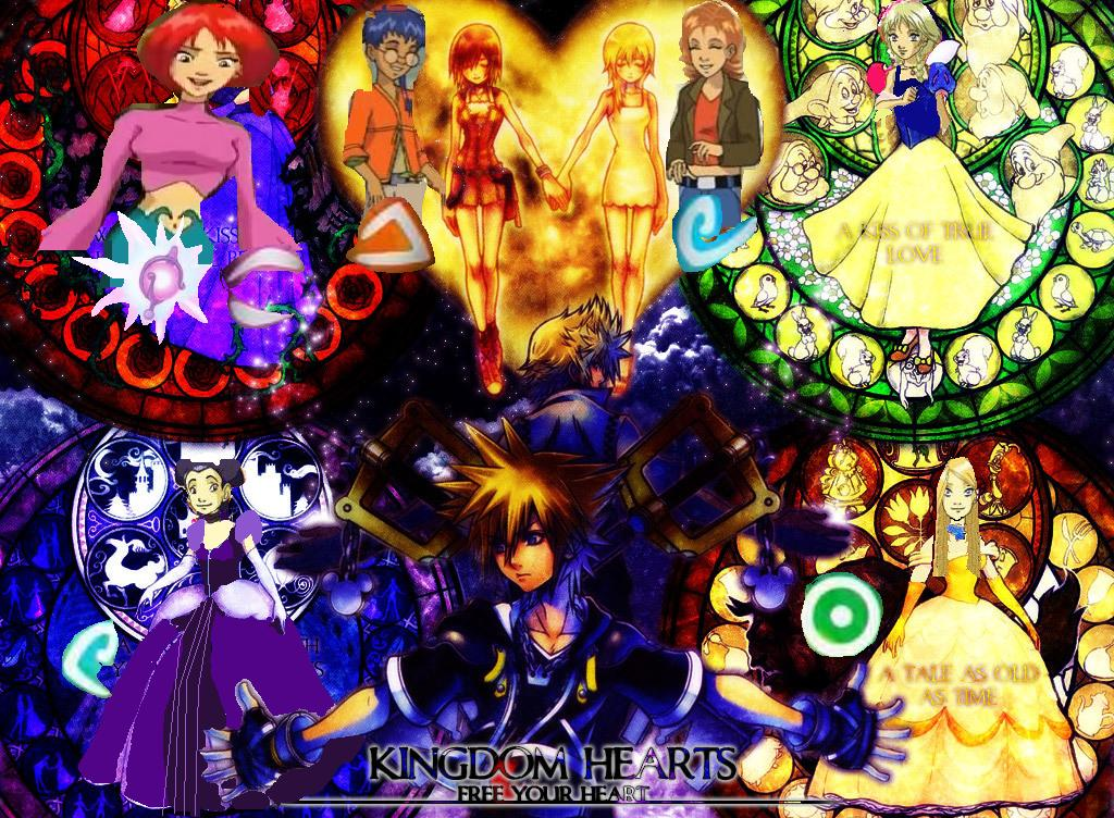 Disney Crossover Images Kingdom Witch HD Wallpaper And Background Photos