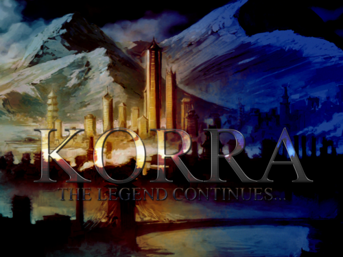 Avatar: The Legend of Korra wallpaper entitled Korra wall