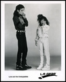 L.A. GEAR - michael-jackson photo