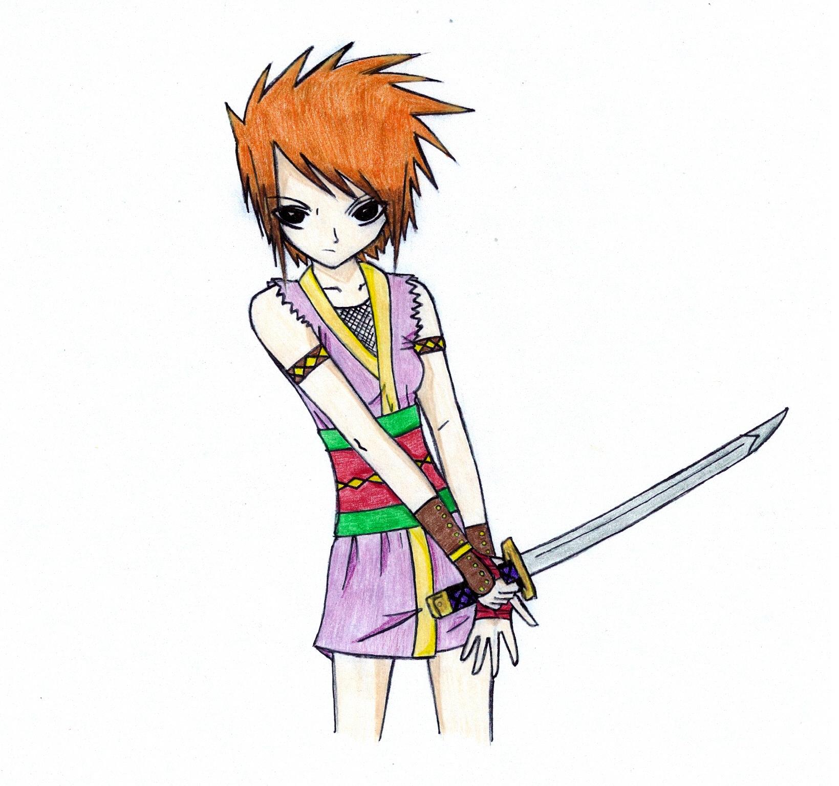 Lady Swordsman