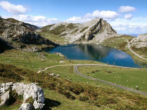Lake Enol - Covadonga