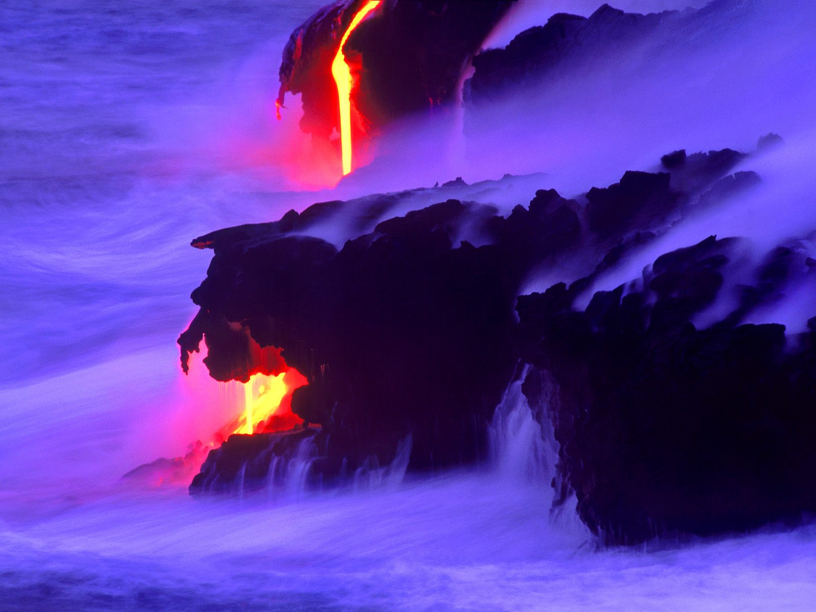 Big Island Hawaii Lava