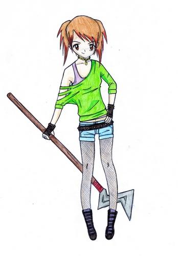 Lightening Spear