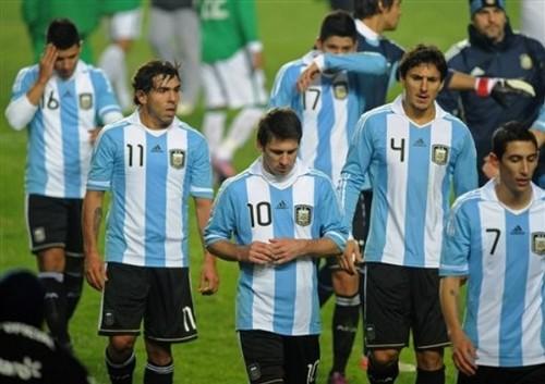 Lionel Messi (Argentina - Bolivia)
