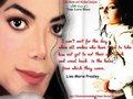 Lisa detto about Michael Jackson