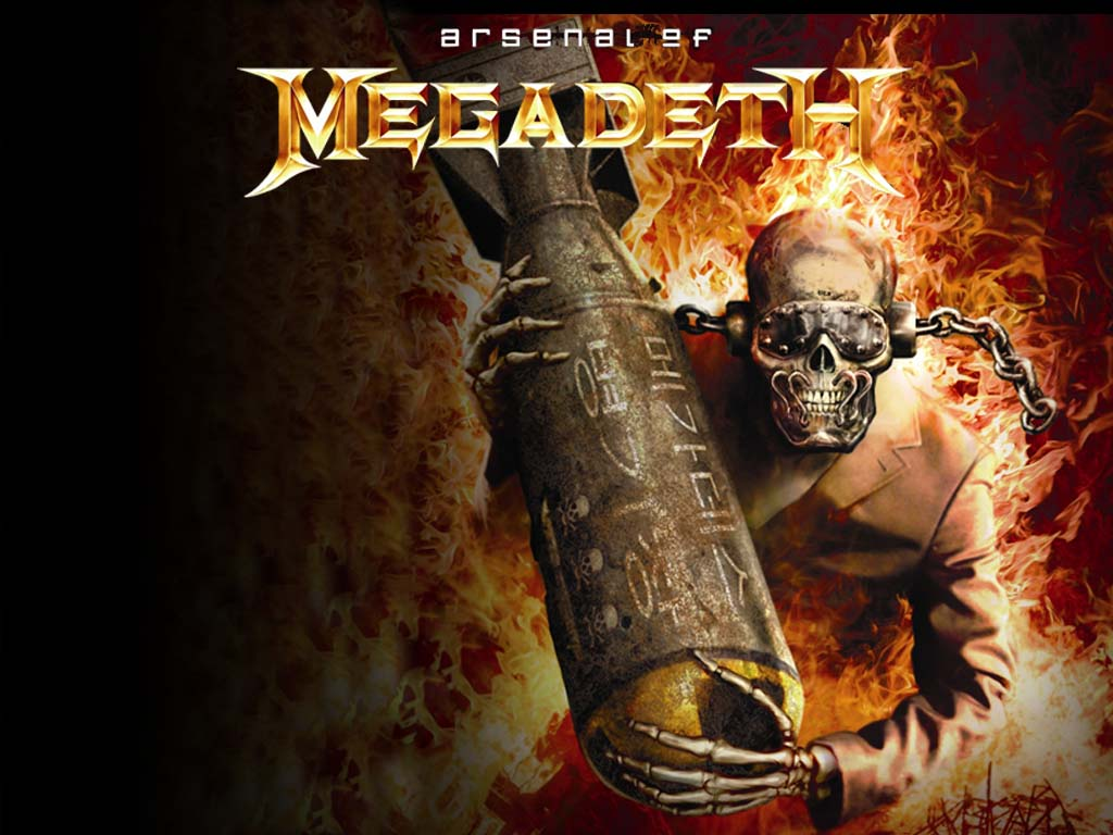 Megadeth Images Megadeth Hd Wallpaper And Background Photos 23361400