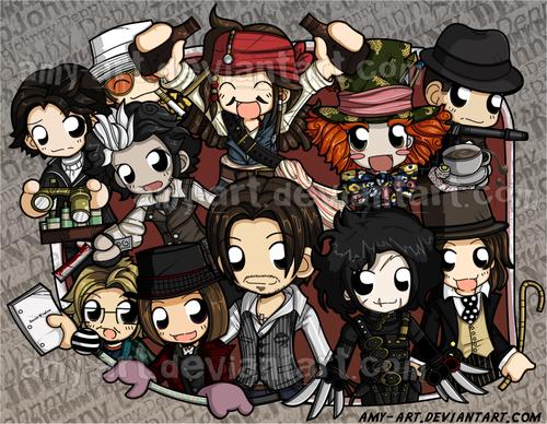 Mad Hatter (Johnny Depp)