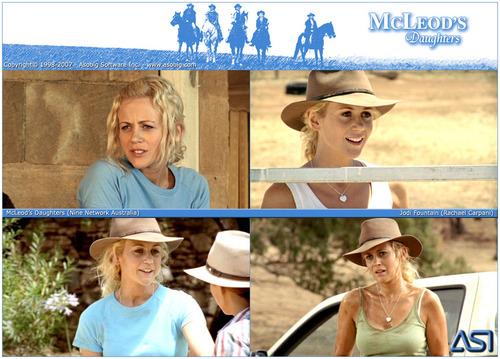 McLeod's Daughters - Jodi fuente (Rachael Carpani)