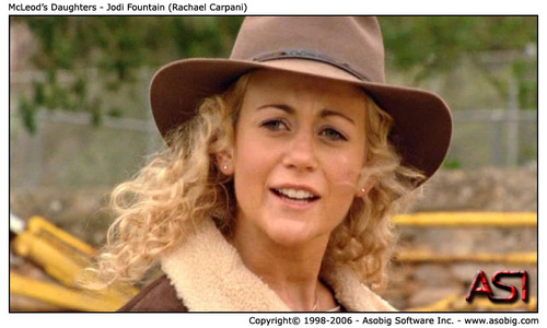 McLeod's Daughters - Jodi fonte (Rachael Carpani)