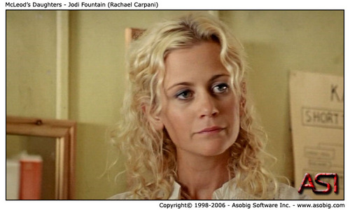 McLeod's Daughters - Jodi ফোয়ারা (Rachael Carpani)