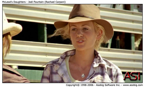McLeod&#39;s Daughters - Jodi Fountain (Rachael Carpani) - mcleods-daughters Photo
