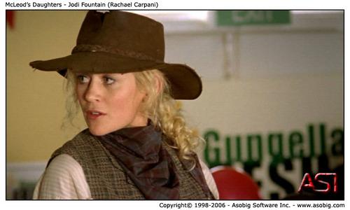 McLeod's Daughters - Jodi fontana (Rachael Carpani)