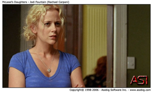 McLeod's Daughters - Jodi Fountain (Rachael Carpani)
