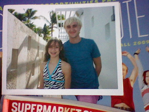 Me And Tom Felton