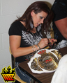 Mickie James - wrestling photo