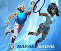 Mixed Doubles - rafael-nadal fan art