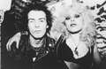 My man - nancy-spungen photo