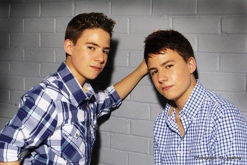 Myles & Connor