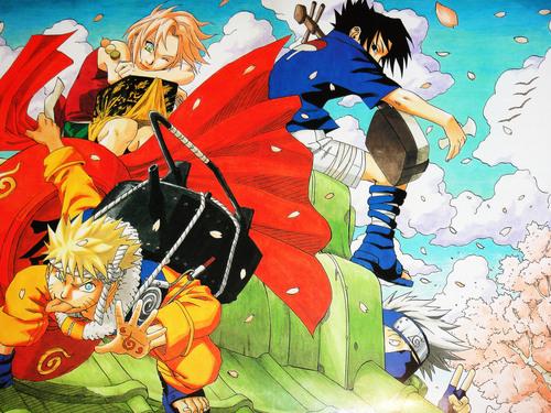 Naruto - Sasuke - Sakura