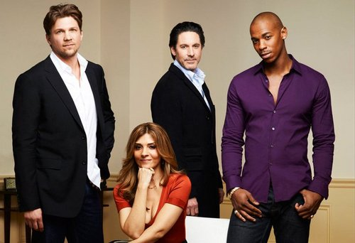 Necessary Roughness Cast - necessary-roughness Photo
