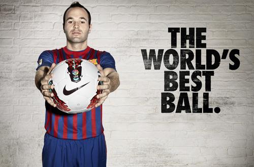 New Liga ball