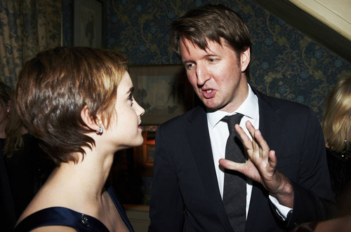 New/Old 雀, 芬奇 & Partners' Pre-BAFTA Party 2011